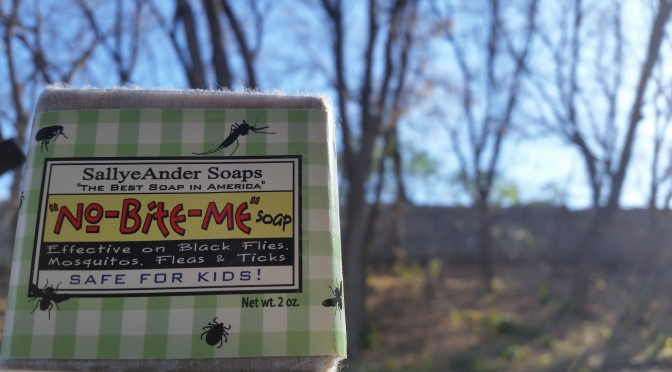"SallyeAnder Soaps – ""No-Bite-Me"" review"