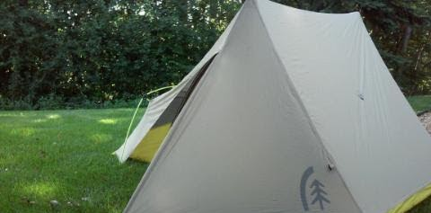 Gray Seirra Design Tent