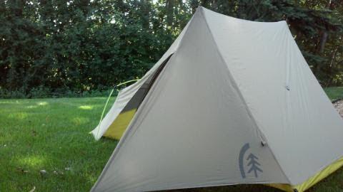 Gray Seirra Design Tent
