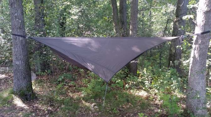 Hung Hennessy Hammock Review
