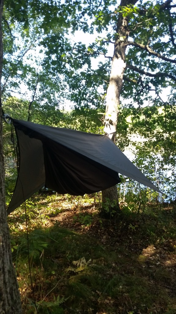 Hennessy Hammock Review Photo